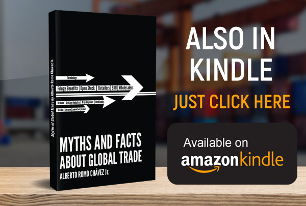 Myths and fact about Global Trade available in amazon